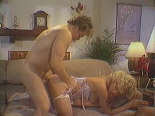 Screw Video Magazine (1985) - Amber Lynn, Kristara Barrington