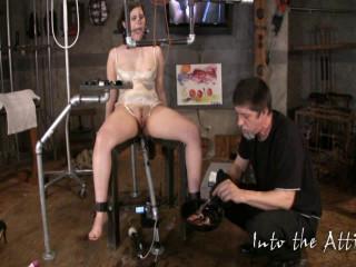 Marina Restrain bondage (2009)
