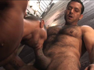 Adam Champ and Angelo Marconi