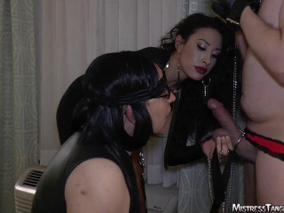 Mistress Tangent - Abused Blackmail - Domination HD