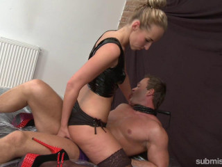 Leather And Submission