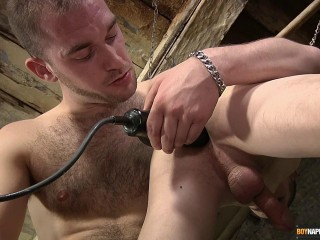 Anal Domination With Aaron Aurora & Leroy Dale