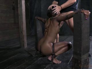 Mouth Instructed In Stringent Restrain bondage