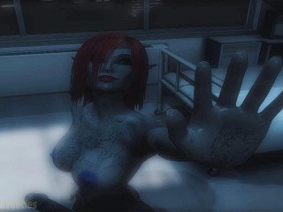 Nurse The Demonic Knob