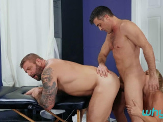 Lance Hart, Colby Jansen, Lisey Sweet The Deluxe Package
