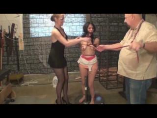 TB - Gimp Doll Hannah Part 2