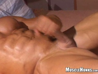 Anton Buttone - Muscle Eden
