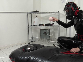 Inflatable Bag and Electrostim
