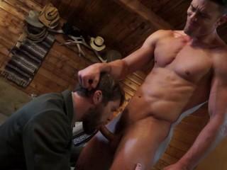 Flip-Flop Fuck With Huge Dick