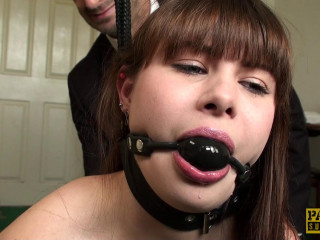 Submission Of An Anal Teen Slave - Luna Rival - Full HD 1080p