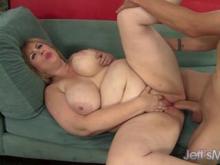 Lila Lovely - Amazon Taking Cock