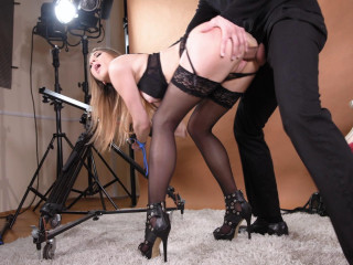 Paulina Soul - Horny Client's Ass Stuffed Hard