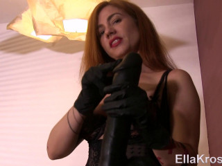 Gimp Gets His Virgin Bootie Jammed with a Strap-On! - Utter HD 1080p
