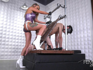 Jenna Jones - Glory Hole Fuck-Meat
