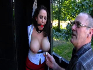Jewell Marceau - Gord's Super-naughty Gimp Disposition (JMV-147)
