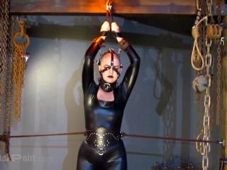 Black Lipstick and Heel Trainers - Scene 1 - Abigail Dupree - HD 720p