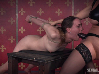 Fucked Until Glassy Eyed and Delirious! - Sierra Cirque - HD 720p