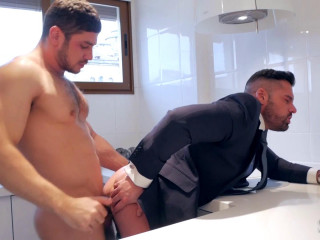 MenAtPlay - Bare Cheek 1080p