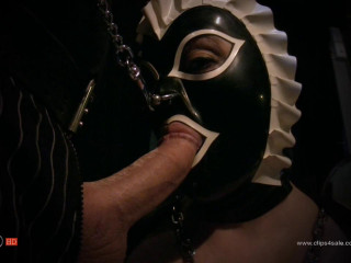 slave m dungeon session - objectified