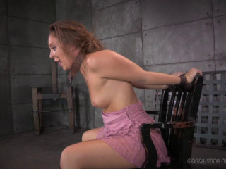 Maddy O'Reilly is throat trained and completely conquered by cock