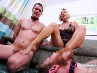 Goddess Brianna Punishes Her Cuck: Full Video