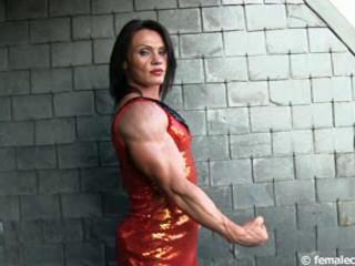 Jacqueline Fuchs - BodyBuilder