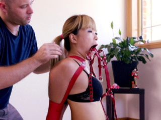 RestrictedSenses Scene Rs-292 - Red Heels and Armbinder 1080p