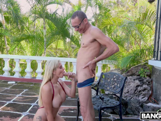 Amaranta Hank - Busty Colombian Takes on an Anal Challenge 1080p