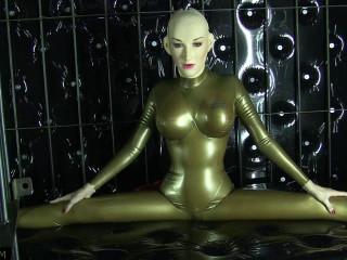 Rubber Dool - Goddess Zlata - Full HD 1080p