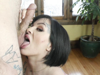 Good Cucks Suck Cock: Lola Shows How HD