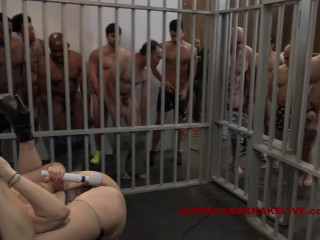 Prison Orgy With Many Loads For Perfect Lauren Phillips