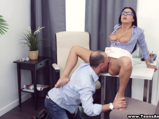 Yan & Chanel Lux-Long-awaited anal pleasure