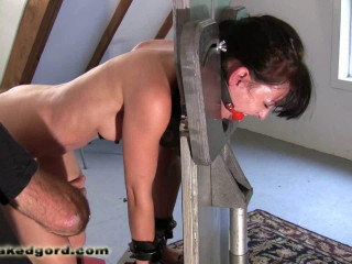 Clamped and Fucked on the Cross Molli Fuck