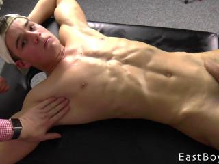 EastBoys - Kent Mills Full Nude Body Massage