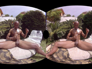 Virtual Real Homosexual - Super-steamy Garden (Android/iPhone)
