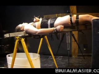 Missy - Brutal Water Boarding