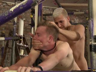 Olly Gets Butt Fucked Hard (Deacon Hunter, Olly Tayler)