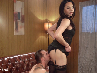 Amanda Jade's debut on Transsexual Seduction!