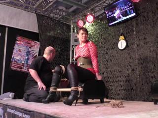 Orgasm Control Predicament Bondage - HD 720p