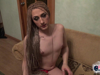 Beautiful Margo Toys And Masturbates Alone