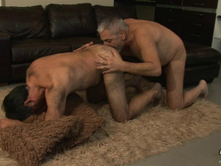 Older4Me - The Confession - Jerome, Rocky Hairy man