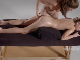 Sapphic Tantric Massage