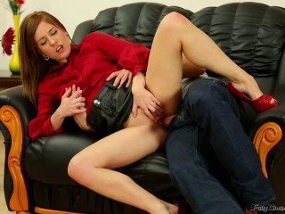 Leony Aprill in the scene Pretty Damsels Enjoy That Piss