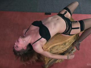 Classy - Ashley Lane - Flexible Blonde In Brutal Bondage