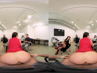 Angela White 3D VR Porn - Laid Off