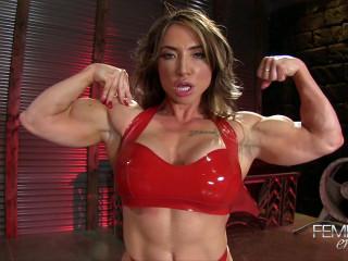 Brandi Mae - Authoritative Muscle