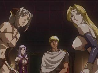 Princess Knight Lilia - Himekishi Lilia - Vol. 1 - HD 720p
