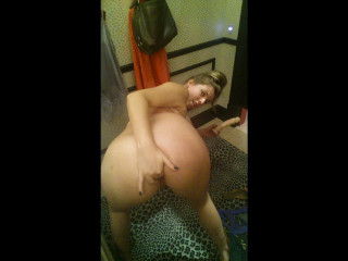 Anal In The Dressing Room