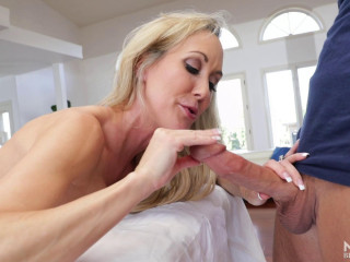 Brandi Love, Brad Knight - Stepmom's Loosening Secret FullHD 1080p