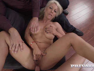Cougar Nikyta Loves Rock hard Anal invasion While Her Hubby Witnesses